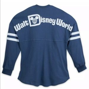 New Authentic Walt Disney World Spirit Jersey